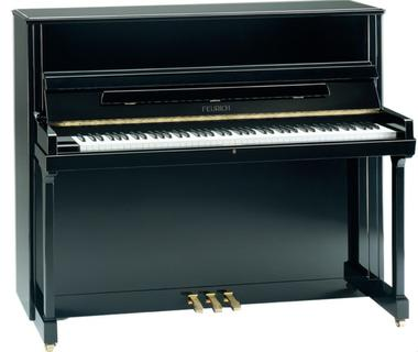 Feurich F118 upright - handmade in Germany