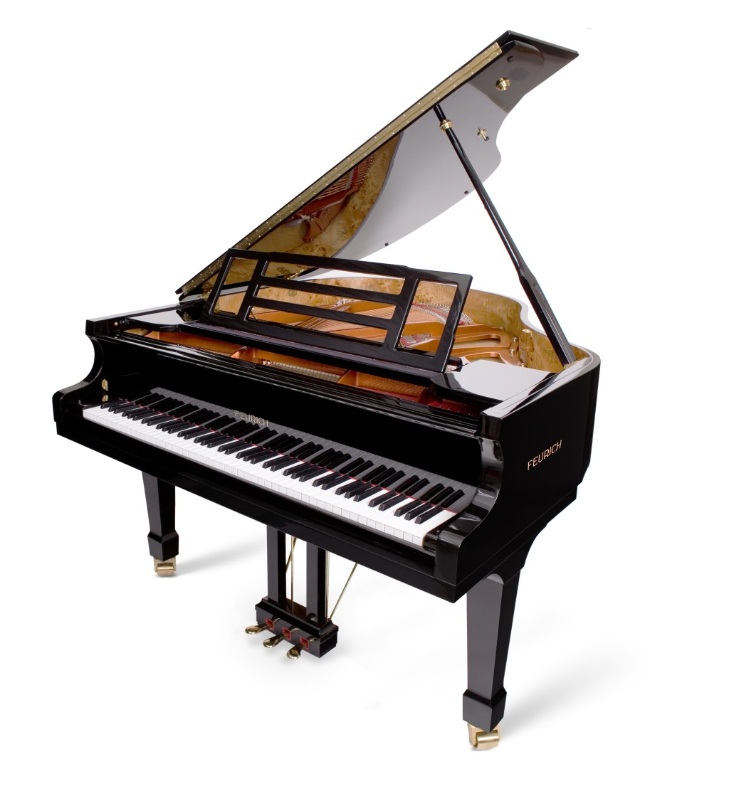 feurich model 161 grand piano thornhill pianos. Black Bedroom Furniture Sets. Home Design Ideas