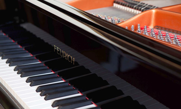 Grand Pianos London